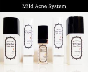 SKYN Clinic Custom Blends Oily Skin System