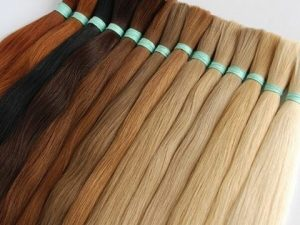 SKYN Customized Hair Extensions