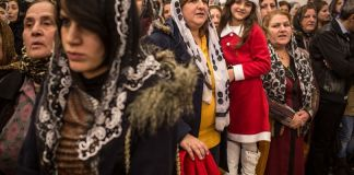 Iraq Govt. Officially Declares Christmas Day A National Holiday (Pics)