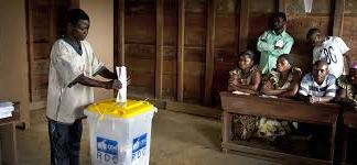 Elections finally hold in DRC