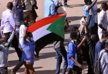 Sudan protest hub: Govt clamps social media, death toll put at 19