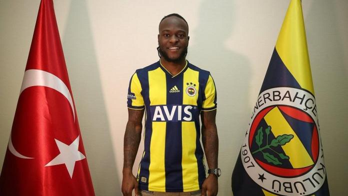 Nigeria's Victor Moses joins Turkish club Fenerbache on loan