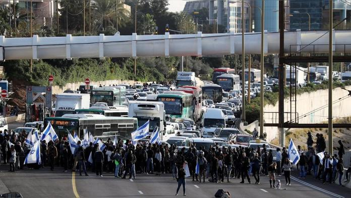 Israeli police arrested 11 people over the protest and six police officers sustained minor injuries, a police spokesman said in a statement. Israel is home to around 140,000 people with Ethiopian heritage.