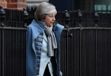British PM turns to Brexit 'Plan B'