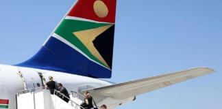 South Africa Airways set to pay Comair $78 mln