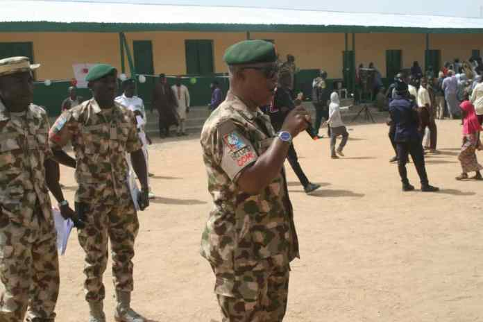 Primary school gets face lift by Military taskforce to boost peaceful coexistence in Nigeria