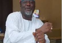 Nigeria polls: Dino Melaye tweets win, presidential results expected 'soon'