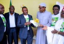 We have been vindicated on our firm belief in Buhari's ability - Group