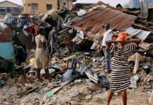 Building collapses in Nigeria's Ibadan - days after Lagos incident