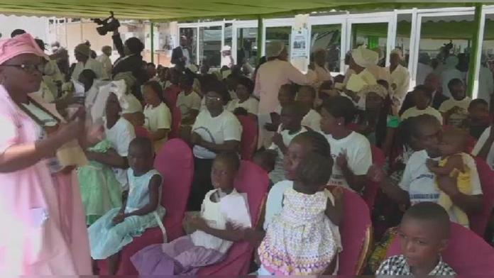 Mass measles vaccination program rolls out in Congo