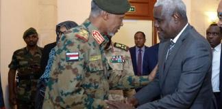 AU gives Sudan military third deadline of 60-days to hand over power