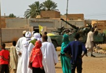 Sudan protesters reject talks after 101 killed in crackdown