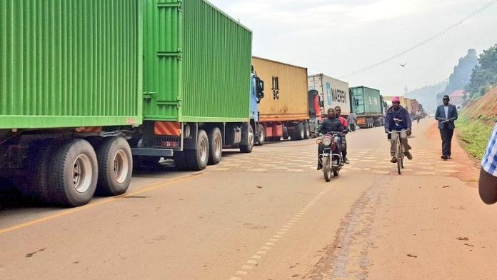 Rwanda on Monday reopened its border with Uganda in an apparent ease on tension between the two east African states. Rwanda's tax body announced that the opening was temporary and will take effect from June 10 to June 22, 2019. The Katuna border has been mostly shut to heavy trucks and has been re-opened to facilitate movement of heavy duty trucks. The border was closed in February 2019, following diplomatic wranglings between the two sides. The ramifications of the row had a heavy toll on trade, especially on Ugandan traders, who were advised to use the Kyanika and the Kagitumba border post to enter Rwanda. But how did the two countries arrive at this dept of mistreatments? Rwanda's foreign minister, Richard Sezibera accused Uganda on three counts; sabotaging trade to its southern neighbour, mistreating Rwandans in Uganda and supporting rebel groups opposed to president Paul Kagame's government. Uganda's foreign minister Sam Kutesa also issued a statement the same day flatly denying the charges laid out by his counterpart. While these diplomatic accusations continues, trade on both side suffers.
