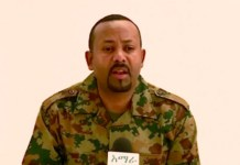 Ethiopia coup attempt