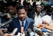 Former Benin President released from house arrest