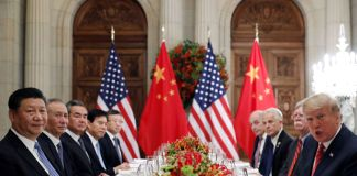 Europe: US-China trade dispute 'slowing global economy'