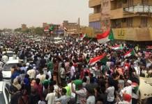 Mass protests for civilian rule rock Sudan