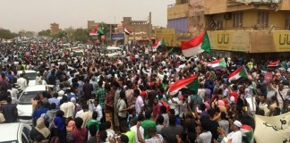 Mass protests for civilian rule rock Sudan