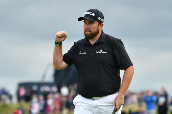 Lowry on brink of breakthrough British Open win