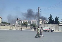 At least 65 wounded as powerful car bomb rocks Kabul