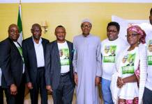 Group wants Nigeria's Buhari to reappoint current Chief of Staff