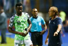 Nigeria still to find rhythm at Cup of Nations, says skipper