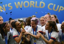 USA retain World Cup as Rapinoe and Lavelle sink Netherlands in final