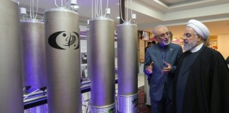 Iran set to exceed nuclear deal uranium enrichment cap