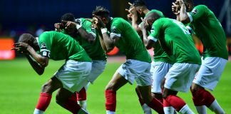 Madagascar president charters special plane for AFCON fans