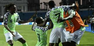 The Eagles are Super again!' - Twitter reacts to Nigeria's win over Cameroon
