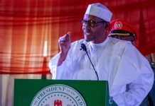 American Ministers started reporting to COS in 1939, Nigeria's Buhari on point