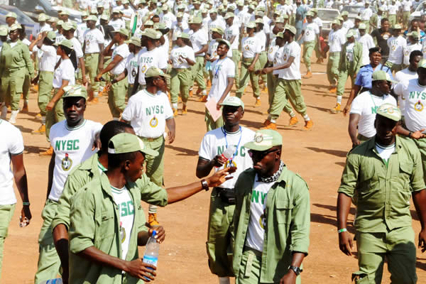 Avoid being target of criminals Nigeria's Gov. Lalong to Corps Members