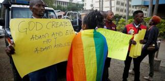 Ethiopia govt condemned for silence on 'creeping' homosexuality