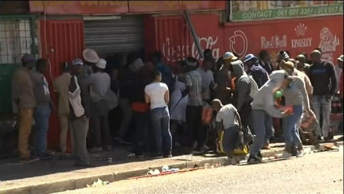 South Africa's image, standing 'tainted' over xenophobia - Nigeria prez.