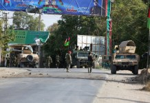 Taliban attack rocks Kabul as US envoy visits Afghan capital