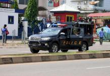 Nigerian police plan to acquire stun guns to curb the use of deadly force