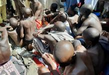 Nigerian police release 259 people held captive in Ibadan