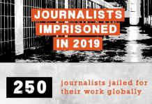 Skynewsafrica Egypt, Eritrea maintain record as 2019's worst jailers of journalists