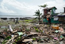 Skynewsafrica Typhoon misery for Philippines on Christmas Day