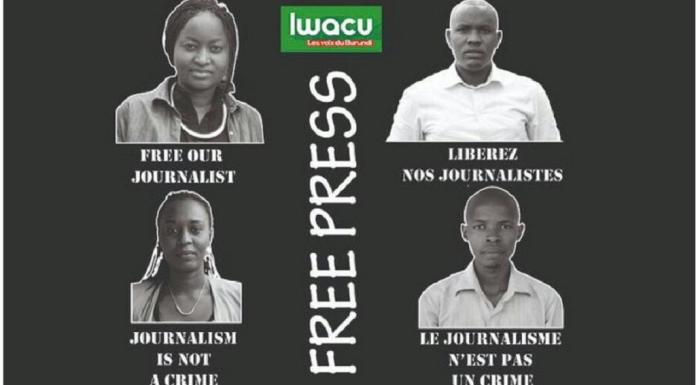 skynewsafrica Burundian journalists face 15-year jail term for 'breaching state security'