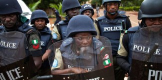 skynewsafrica CHRISTMAS: Nigerian Police deploys 2,832 personnel, forbids fireworks in northeast Bauchi