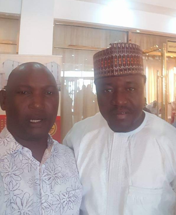 Sky News Africa Match your words with action, Nigeria ex CAN youth president to Arewa, Shettima