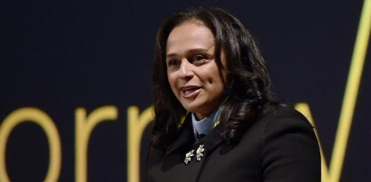 Sky News Africa Africa's richest woman could run for Angola presidency