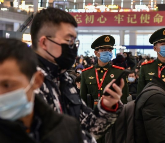 sky news africa China locks down city at centre of virus outbreak