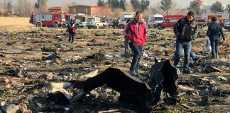 Sky News Africa Ukraine passenger jet crashes in Iran killing all 176 on board