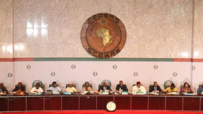 sky news africa ECOWAS countries seek solutions to Nigeria's border closure