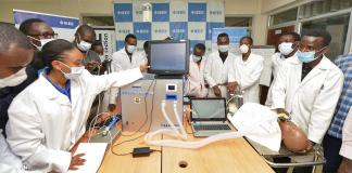 skynewsafrica 3D masks - ventilators: Kenya tech-novators on virus-combat mission