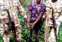 sky news africa Military again nab an escaped prisoner in Nigeria's Plateau
