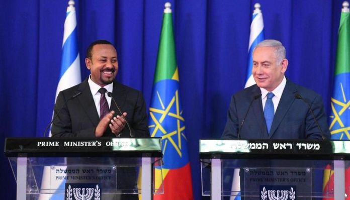 sky news africa Israel to 'immediately' bring over 2,000 Ethiopian Jews