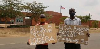"sky news africa Africans Question US ""Model"" Democracy in light of the Elections"